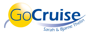 GoCruise with Sarah & Bjarne logo
