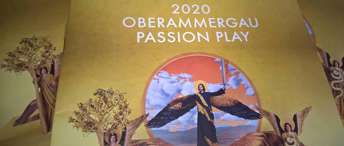 2020 Oberammergau Passion Play